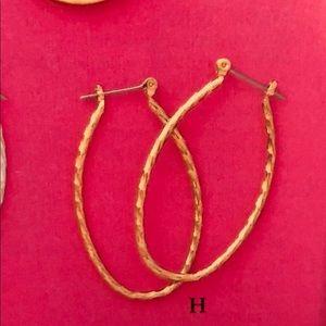 NWT Hotcakes Earrings by Premier Designs